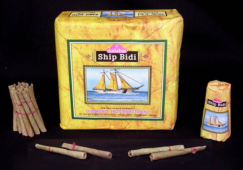 Smoker's Natural Choice:  Ship Bidis, made by: -  md_mukarram  (@)  yahoo  ( . ) com