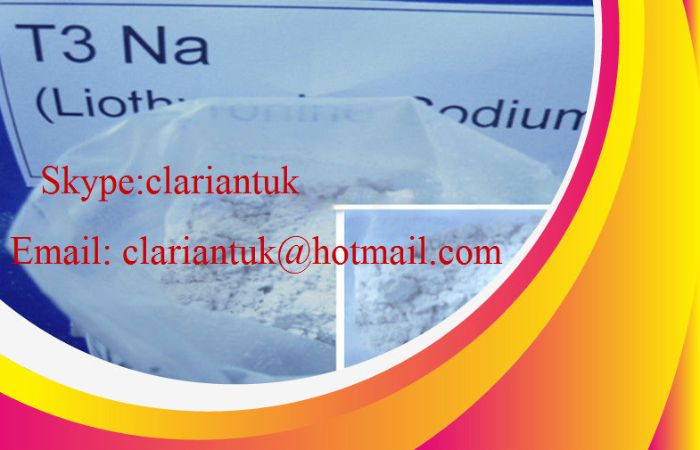 T3 Na Weight Loss Powders Liothyronine sodium Fat Loss Steroids