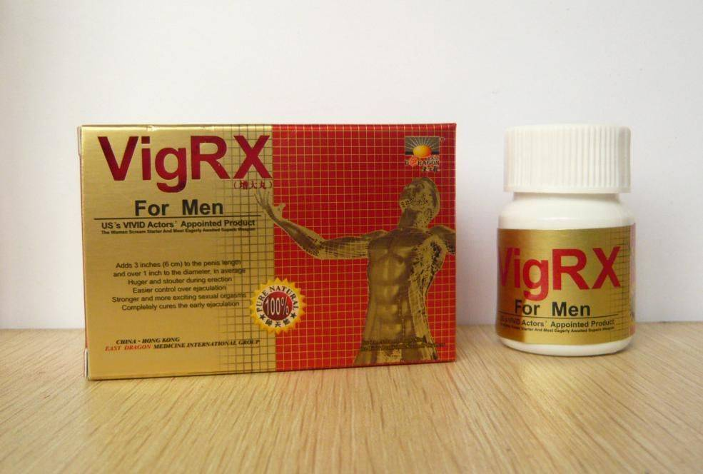 vigrx for men enlarging pills