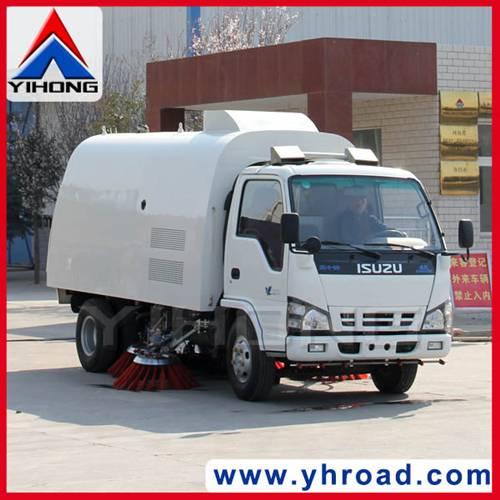 YHQS5050B Road Sweeper Truck