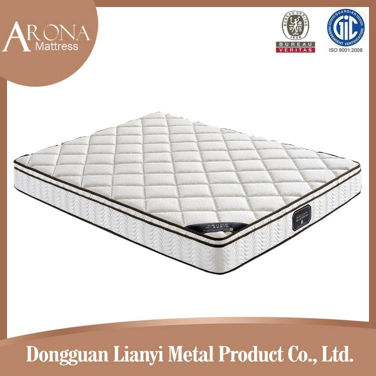 High Quality Hotel Room Furniture pocket spring roll package mattress