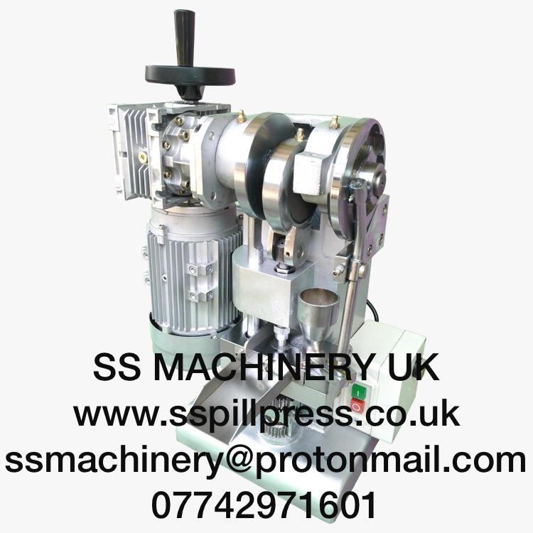SS-1 automatic tablet press pill press