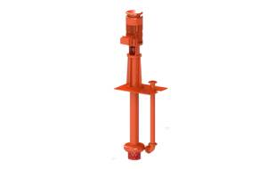 High Quality SP Series metal Lined submersible slurry pump
