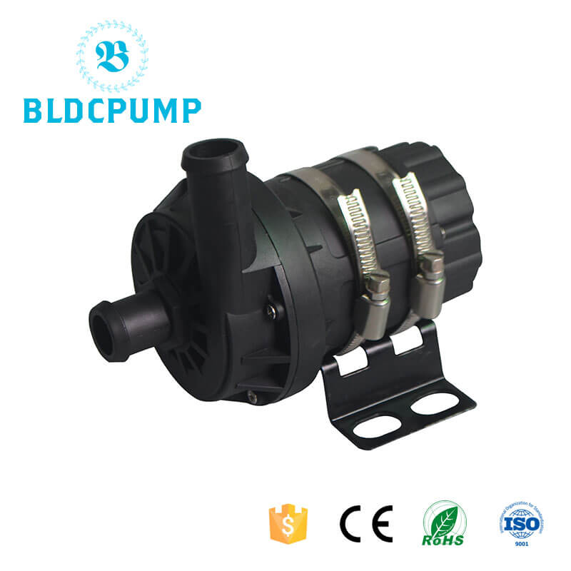 Electric Water Pump for Electric Cars OBC On-board Charger, Large Flow Rate