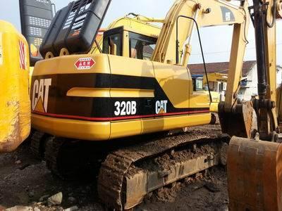 Used Cat 320B Excavator, Used Caterpillar Excavator 320B for Sale