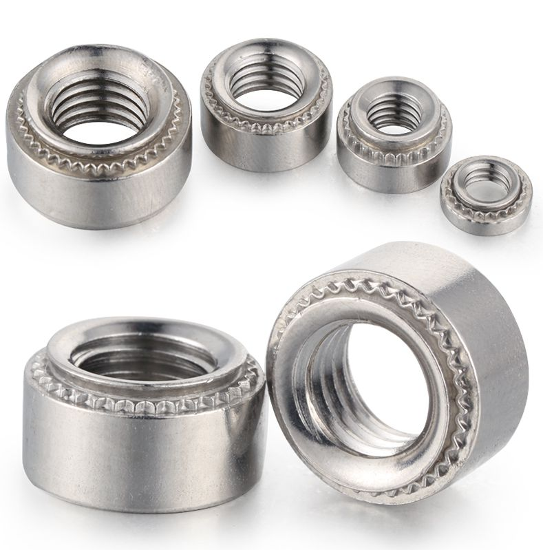 Self-Clinching Nuts S. CLS