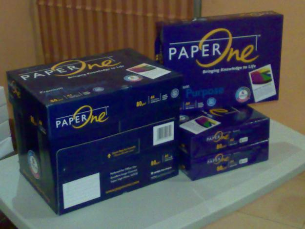 PaperOne A4 Copy papers, Best Quality A4 copy papers