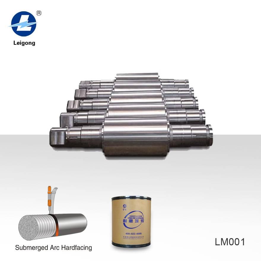 Tianjin leigong hardfacing welding wire