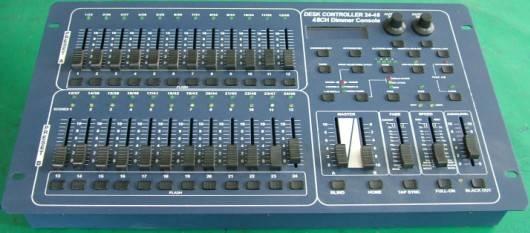 48ch DMX controller DC-2448