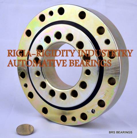 zinc coated anti-rust treatment slewing ring bearing high precision