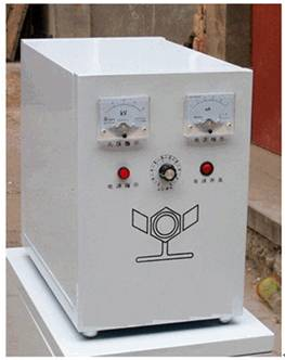 XFD-380  Electrostatic flocking machine