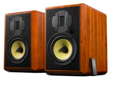 M1A 2.0 Channel Hi-Fi Home Audio Multimedia Speakers