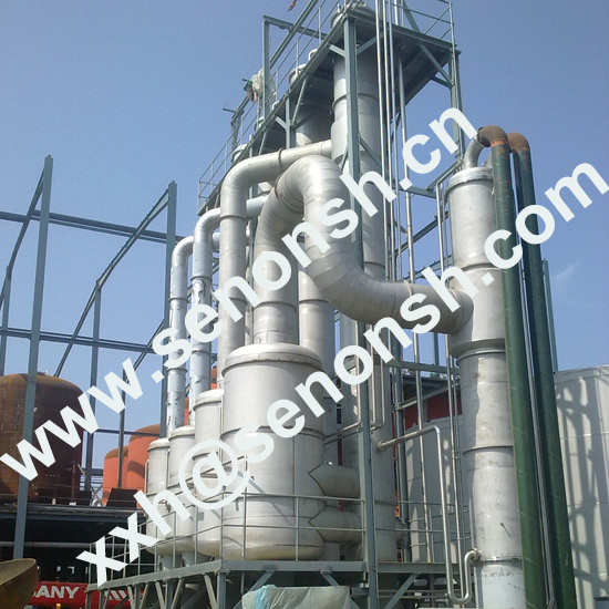China falling film evaporator manufacturer