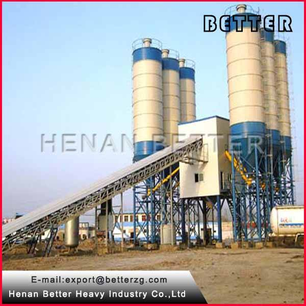 CE certification concrete batching plant on sale,HZS180 concrete batching plants