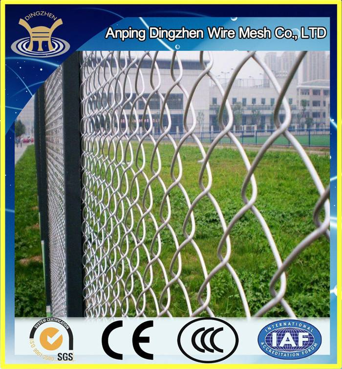 Europe Best Selling Cheap Chain Link Fence