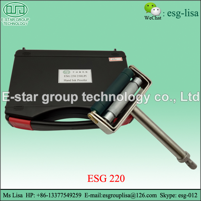 ESG 220 Flexo Hand Ink Mini Proofer