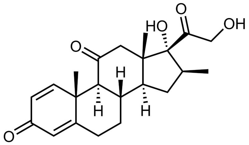 Meprednisone CAS 1247-42-3