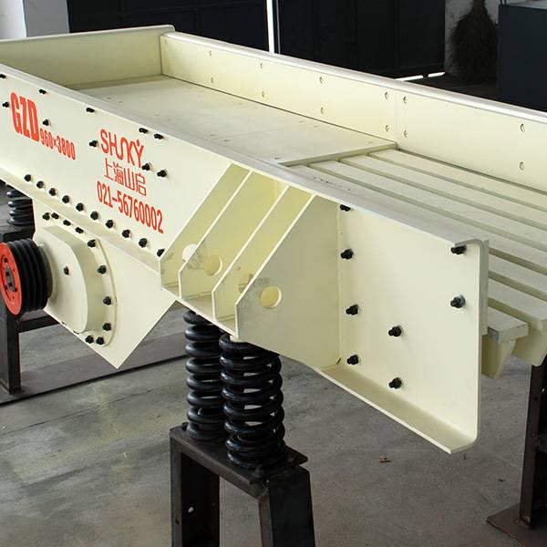 GZD-1300×6000 Vibrating Feeder