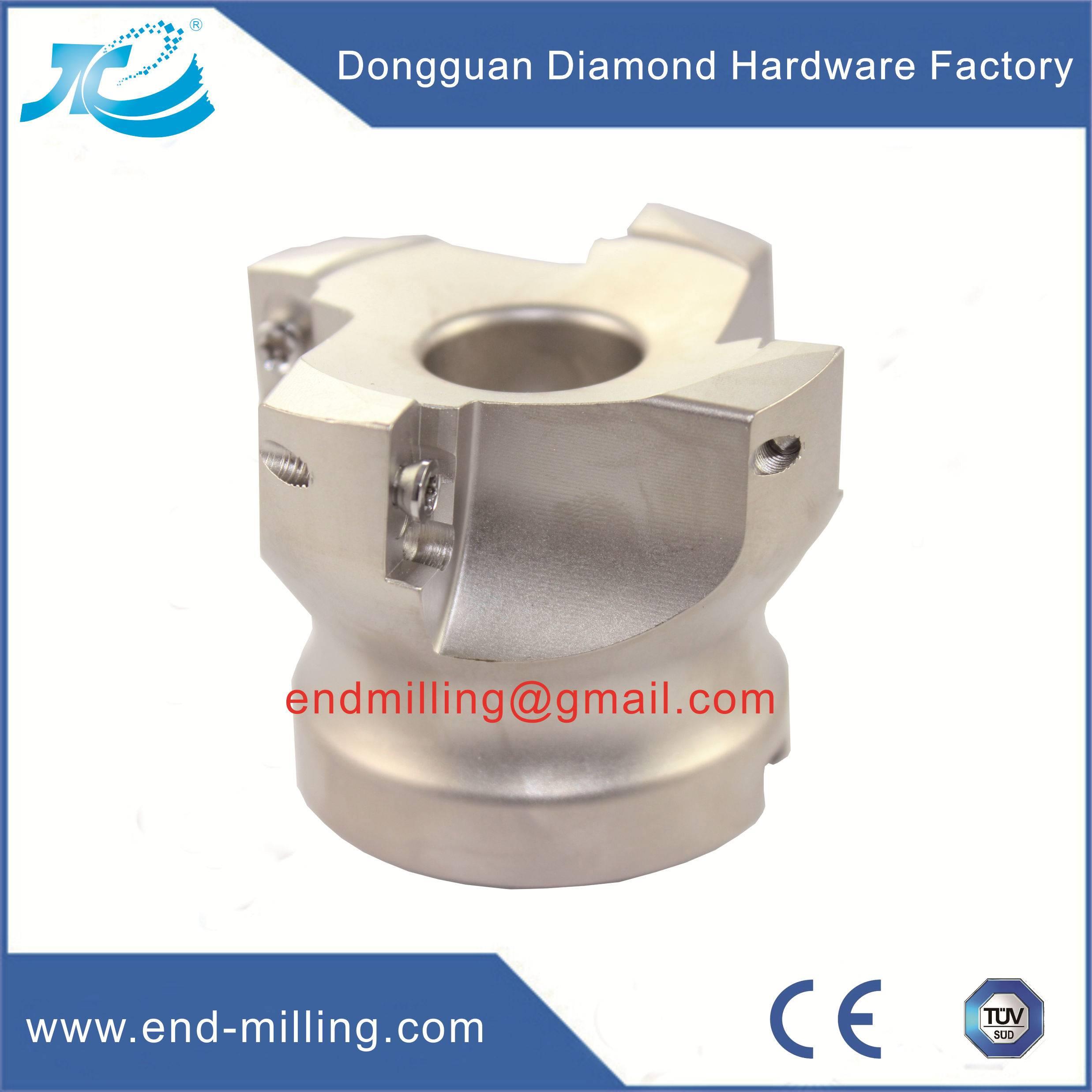 High Speed Steel Face Milling KM12-S50-22-4T