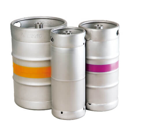 US standard keg
