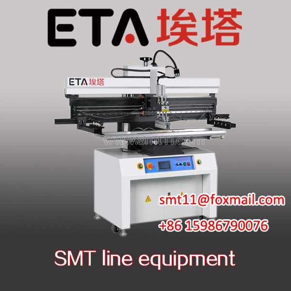China Hot Sale SMT Screen Printer Machine for LED