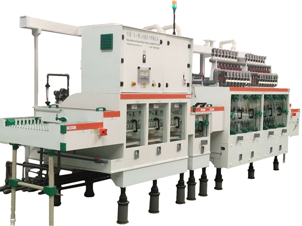 Alkaline PCB Etching Machine Metal Processing Equipment Factory Outlet