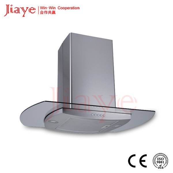 Island type range hood/kitchen exhaust cooker hoodJY-HI9001