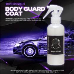 Bodyguard glasscoat