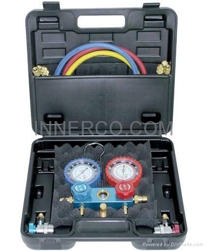 Manifold Gauge Set R410A R404A R22
