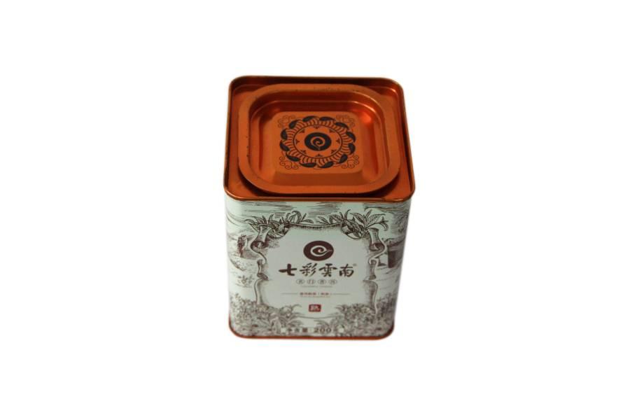 Tea box/ Black tea box/tea cans