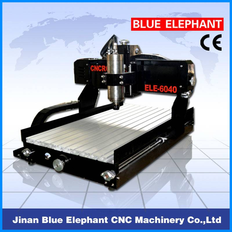 New type hot sale mini desktop cnc router machine, 6040 cnc router with best price