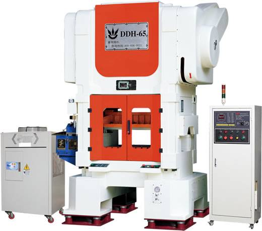 Gantry type guide pin high speed precision automatic punching machine
