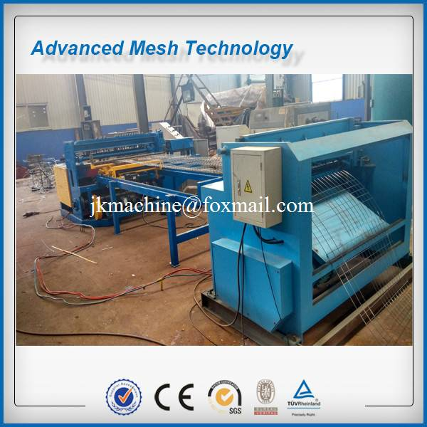 Full Automatic Chicken Cage Wire Mesh Welding Machines