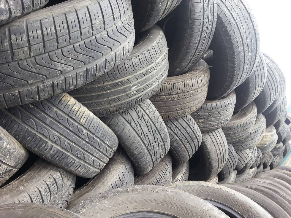 Sell Best quality Korean used tires