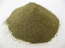 Kratom leaf powder