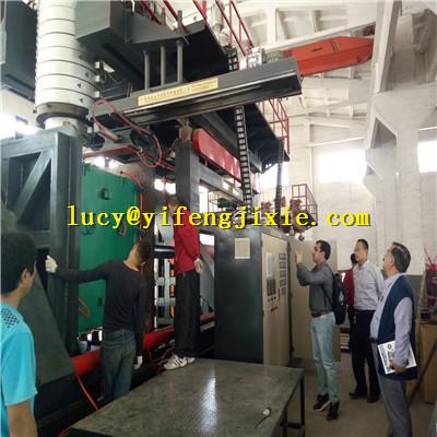 500L 1000L water tank blow molding machinery