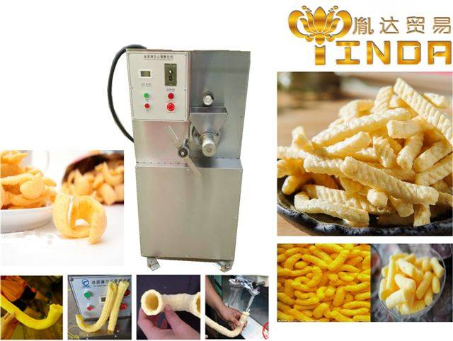 multi-fuction corn puff maker