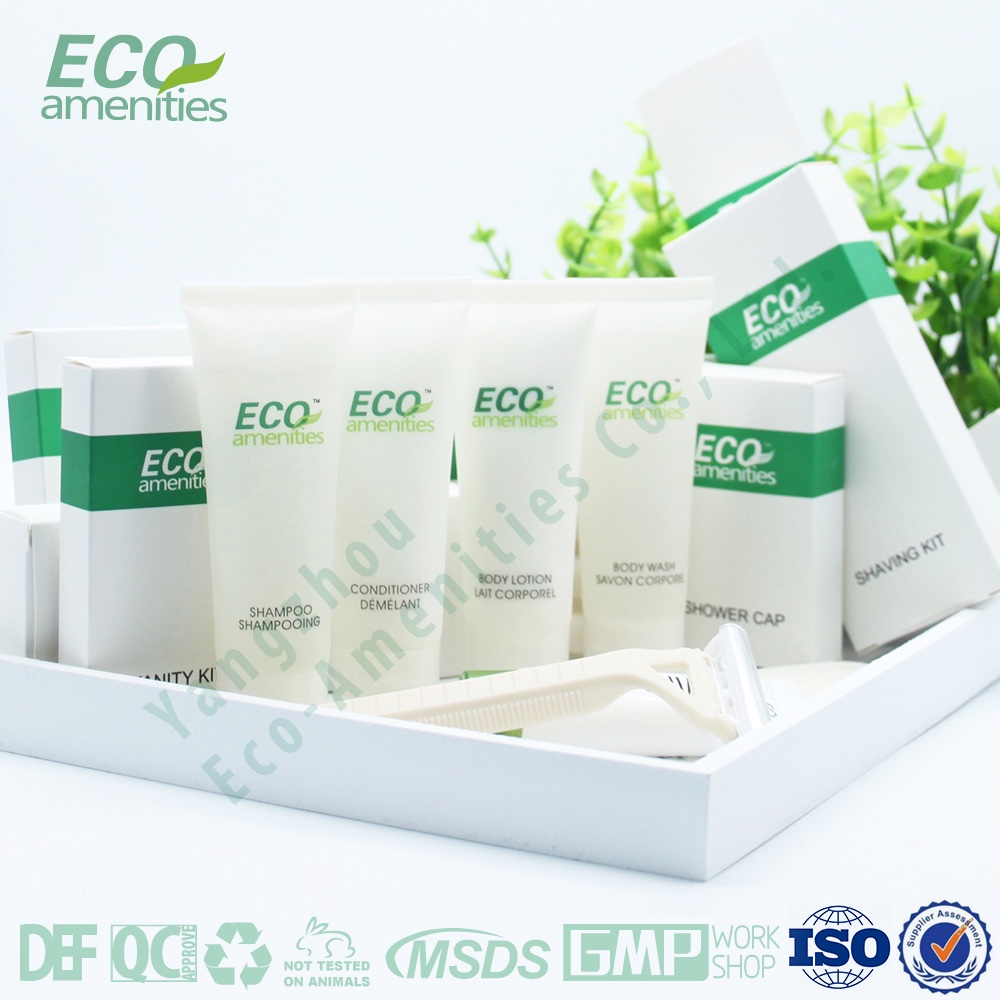 Yangzhou ECO-Amenities Co Ltd Eco Friendly Biodegradable Hotel