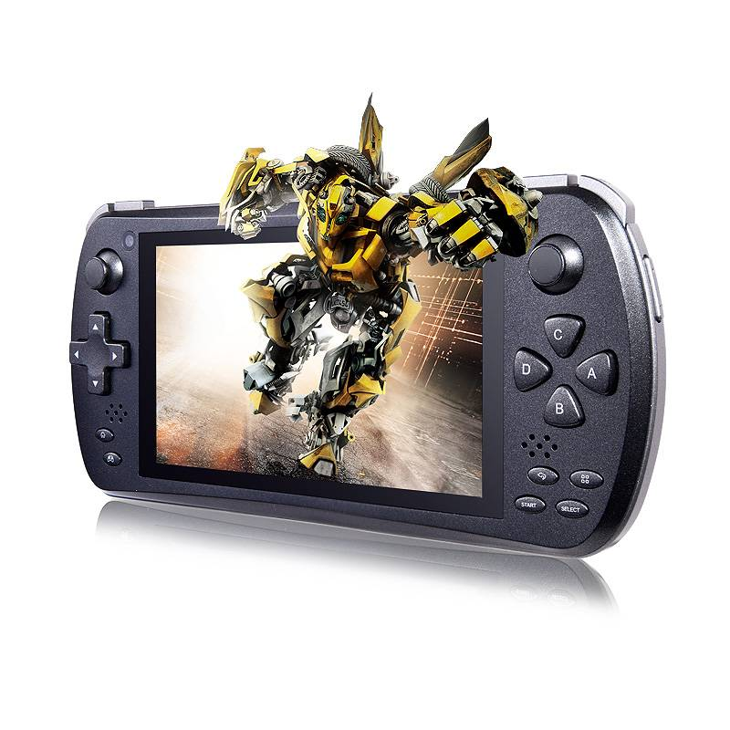 JXD S5800 5.0 Inches Quad Core Game Console