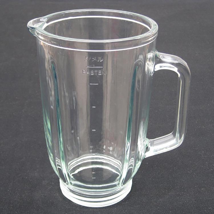 VASO DE VIDRIO PARA LICUADORA hot sales 1.5L Capacity national blender spare parts glass jar replace