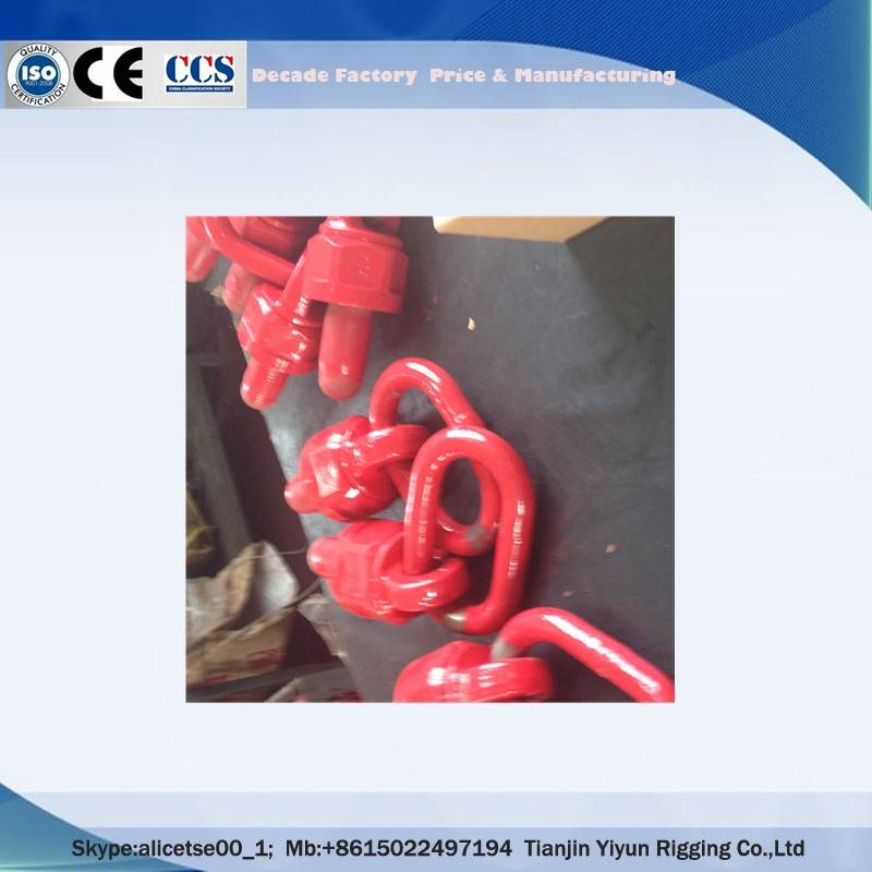 multifunction + forged swivel hoist ring