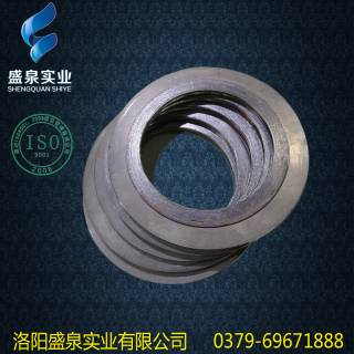 CL150 stainless steel metal spiral wound gasket