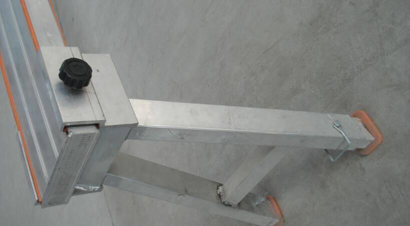 Yangzhou Synergy Jiangdu Aluminium Scaffoding Aluminium Plank Trestle