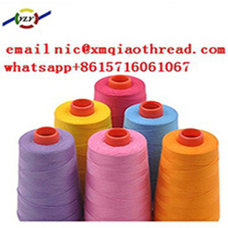 spun polyester sewing thread 402 302 602 603