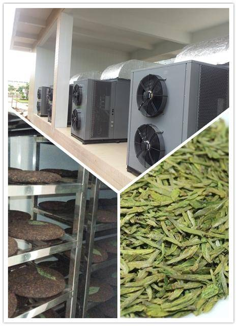 Multifunctional Tea Leaf Drying Machine/Tobacco Leaf Drying Equipment/ Fruit and Vegetalbe Drying Ch