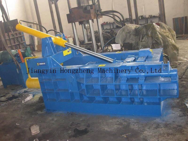 Y81-125 hydraulic metal baler