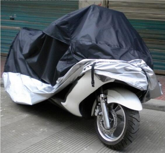 XL Motorcycle Cover Motorbike Rain Waterproof Harley Davidson Electra Glide