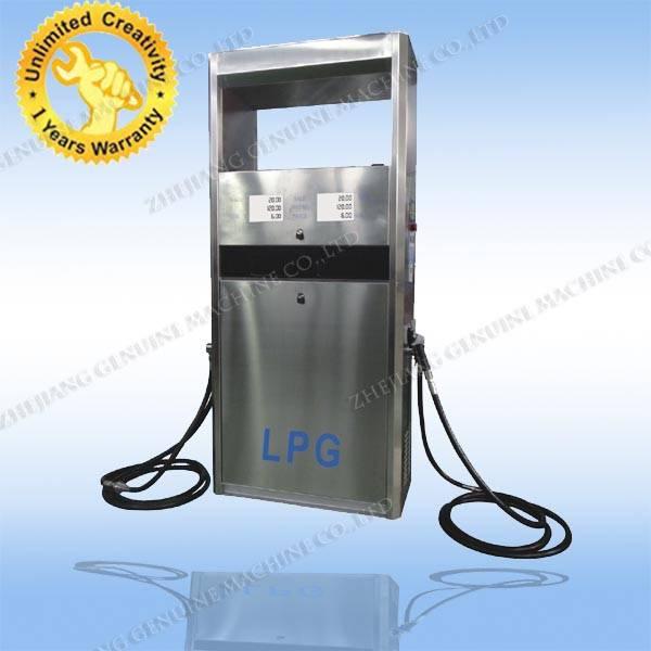 stainless steel LPG dispenser pump price