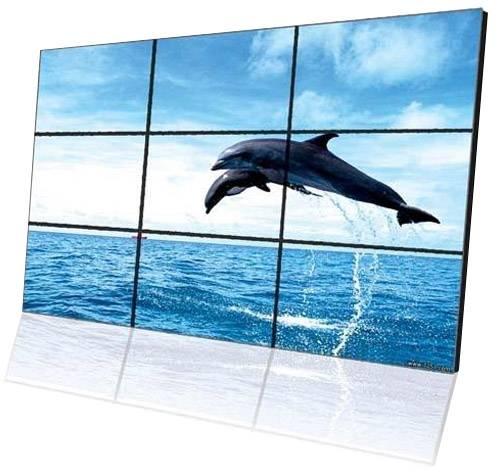 SANMAO 42 Inch TFT LCD Splicing Screen HD LCD TV Wall Support HDMI DVI VGA CVBS