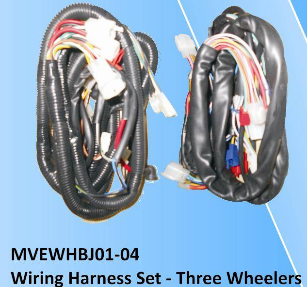 Wiring Harness and Atuo Electric Wires